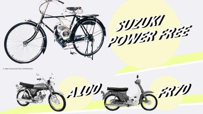 Sejarah Perjalanan Sepeda Motor Suzuki Akan Menyapa Jakarta